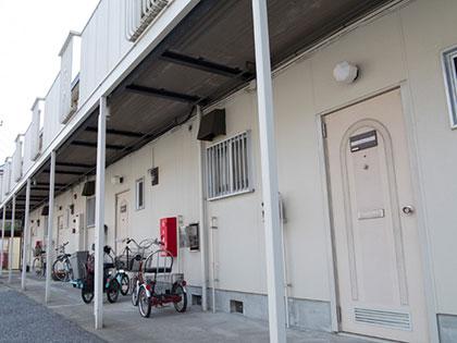 アパート・マンションなどの建物外周